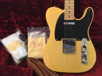 52 Fender Telecaster American Vintage Reissue Electric Guitar USA Stratocaster 56 57 58 59 62 64 65