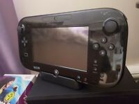 Nintendo Wii U Console and Games for sale