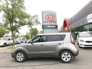 2017 Kia Soul LX   Accident Free