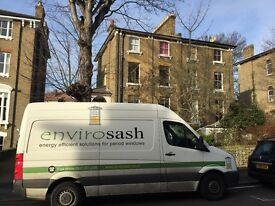 Skilled Carpenter Needed To Join Sash Window Company