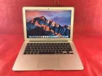 Macbook Air 13inch A1466 1.8Ghz intel Core i5 4GB Ram 128SSD 2012 +WARRANTY, NO OFFERS