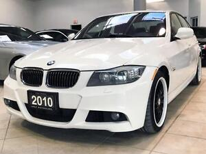 2010 BMW 335 xDrive 6-SPD | M-SPORT | NAV | LOADED!