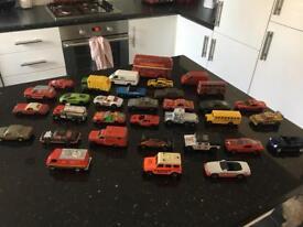 120+ toy cars diecast hot wheels etc
