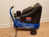 Scheppach HC25 air compressor