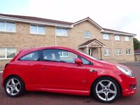 SPRING/SUMMER SALE!! (2008) VAUXHALL Corsa SRi 1.6 Turbo 3dr Limited Edition