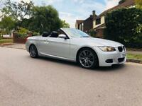 2009 BMW 330i M Sport Convertible, AUTOMATIC, Sat Nav, Bluetooth