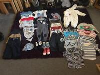 Baby boys clothes age 6-9 month