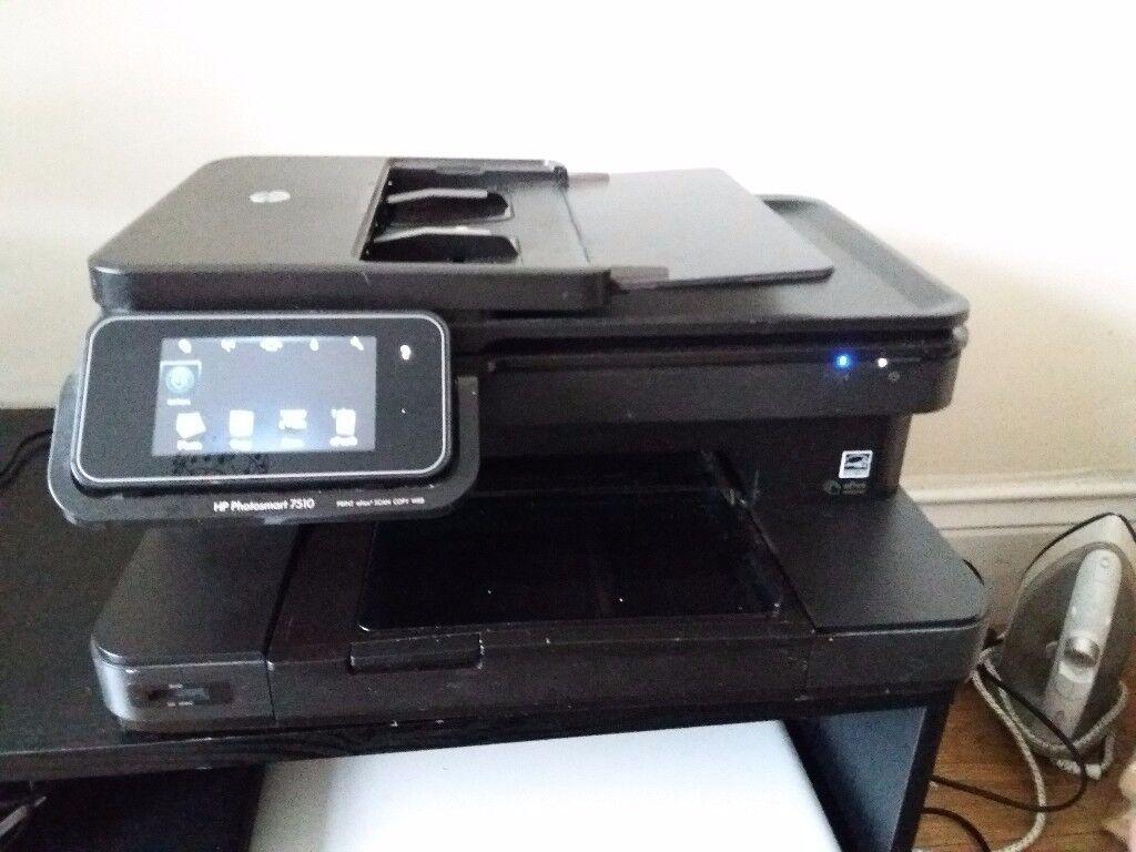 Hp photosmart 7510 print scan copy