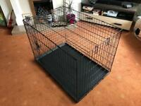 X large Dog crate, cage, pet, puppy