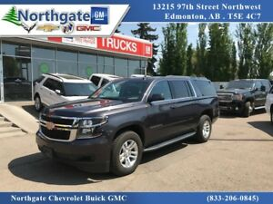 2017 Chevrolet Suburban Navigation, 2nd row buckets, Sunroof, Le