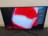 Samsung 50 Inch 4K Ultra HD Smart LED TV (Model UE50NU7470)!!!