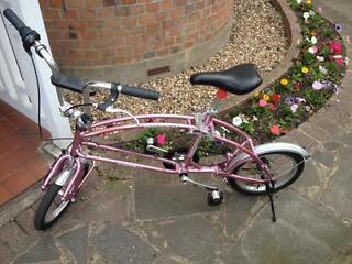 "16"" Lightweight BIGFISH Folding Bike TODAY SPECIAL PRICE !!"