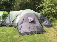 Large 10 birth tent