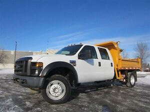 2008 Ford F-550 F-550 Superduty Dompeur ** Diesel **