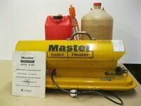 Master Space Heater 30,000 btu £180 ono