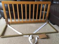 BabyDan Wooden Bed Guard