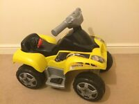 Scooter ( chargeable)