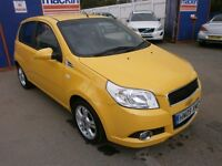 2009 CHEVORLET AVEO 1.4 LT 5DOOR HATCHBACK, SERVICE HISTORY, VERY CLEAN CAR, DRIVES LIKE NEW