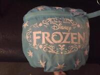 Frozen poncho pack a mac