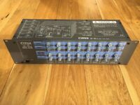 Cloud Electronics Z8ii 8 Eight Zone Venue Mixer Rack Mountable 3U