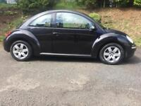Volkswagen Beetle 1.6 Luna 1 years mot service history stunning car like golf Astra Focus punto