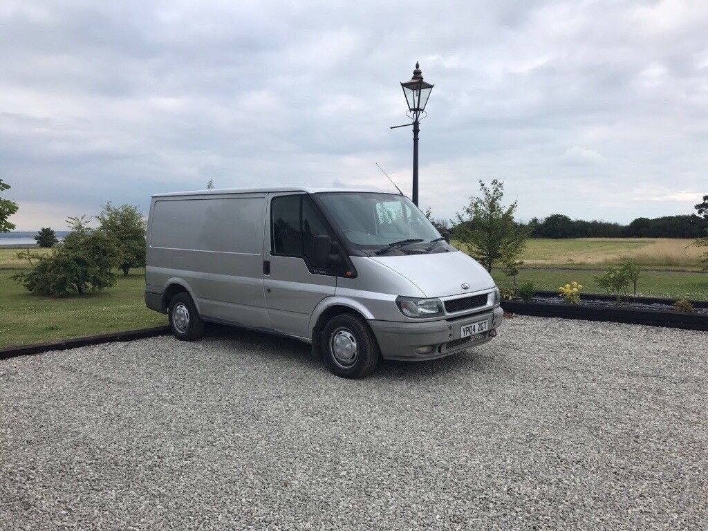 Ford transit great condition