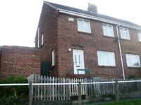 2 Bed Semi Det. In Lanchester Village, G/C/Heating & D/Glazing, £450 P.C.M. Available Mid April