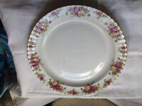 Royal Albert large serving plate