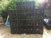 SOAK WAY Crates , Drainage