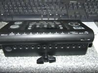 Session Pro DD505 Drum brain for electronic kit. Works as stand alone metronome or as a drum machine