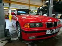 E36 328 bmw convirtable 88k 1 owner full bmw history
