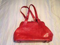 1 Radley ladies leather handbag.