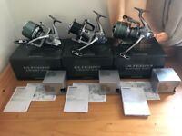 3 x Shimano XSD Ultegra 14000 boxed with spare spools