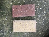 USED PAVING BLOCKS APPROX. 2000.