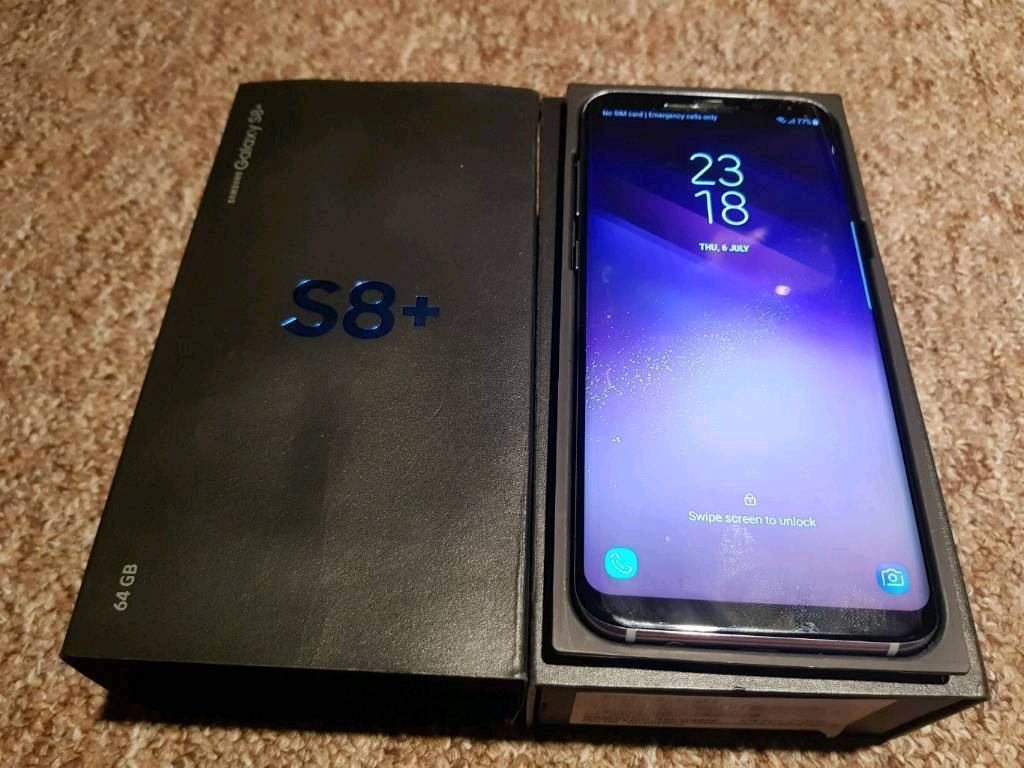 Samsung galaxy s8 plus (swap or sell)