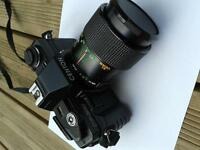 Centon DF-300, 35mm film manual SLR.