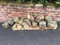 Rocks - free to a new home