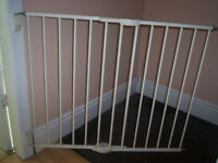 Metal Safety Gate for Stairs or doorway