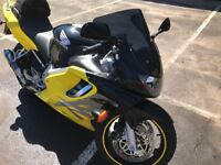 Honda CBR 600f F4 2000 very low mileage swap for 7 seats car/van