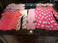 Bundle of girls' clothes for sale - 2-3 years, excellent condition, 12 items for just £5!