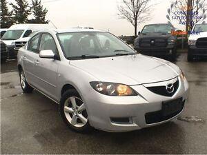 2007 Mazda MAZDA3 *gx*air cond*power windows*power locks*auto tr
