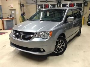 2017 Dodge Grand Caravan PREMIUM PLUS.MAIN-LIBRE-DÉMARREUR.954 K