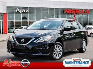 2016 Nissan Sentra 1.8 SV*Factory Warranty*Accident Free