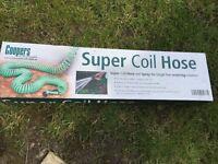 Brand new garden hose