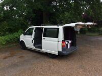 VW t5 Transporter Camper Van - Brand new conversion