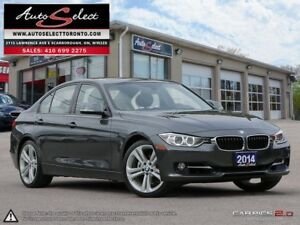 2014 BMW 328i xDrive AWD ONLY 80K! **SPORT PKG** TECHNOLOGY PKG