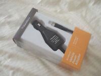 blackberry vehicle power adapter bargain £4.75