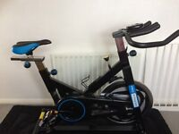 Pro fitness Aerobic cycle, only used twice paid £250 selling for £100