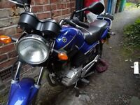 Yamaha YBR 125cc for sale. Good Little Runner, £1200