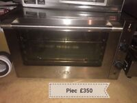 Counter top commercial oven burco